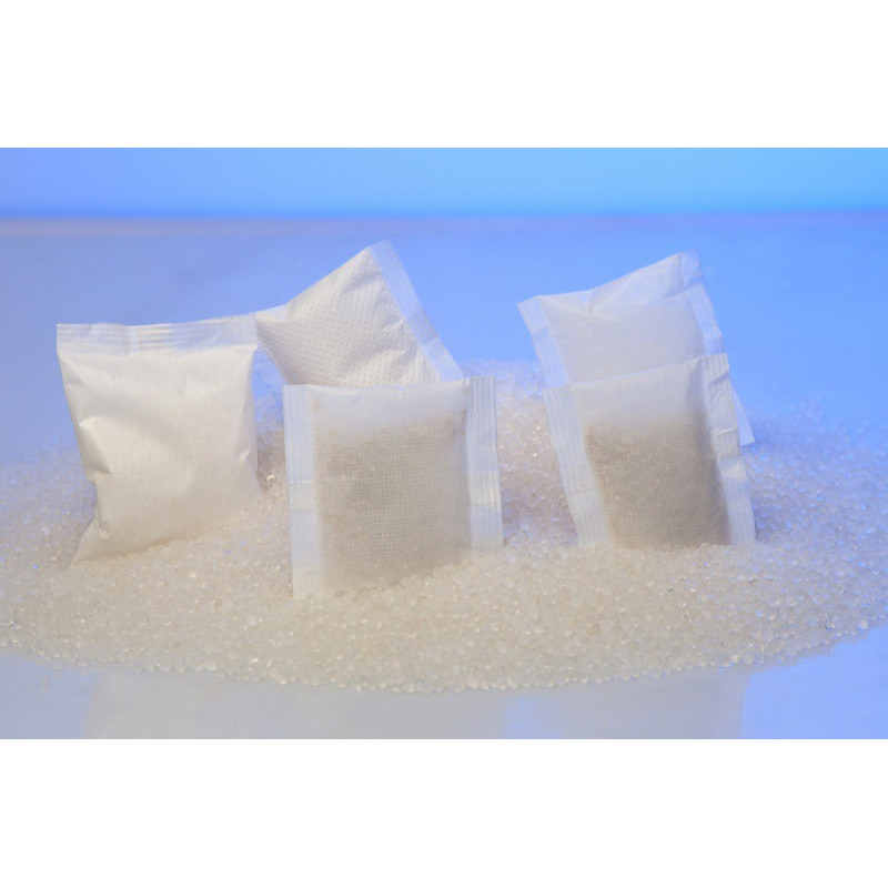 SILICA GEL WHITE CRYSTALS - FOOD