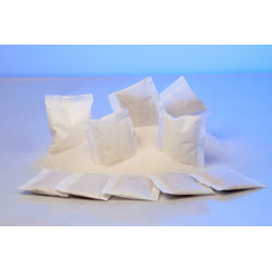 SILICA GEL WHITE BALLS - DESICCANT BAGS FROM 1G TO 1KG & 25 KG BAGS